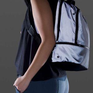 NWT! Lululemon REFLECTIVE City Adventurer Backpack